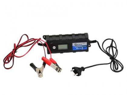 Elektrooniline akulaadija